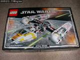 LEGO Y-Wing box