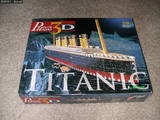 Titanic 3D box