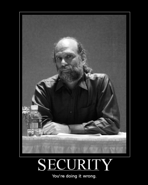 Link to poster: Security