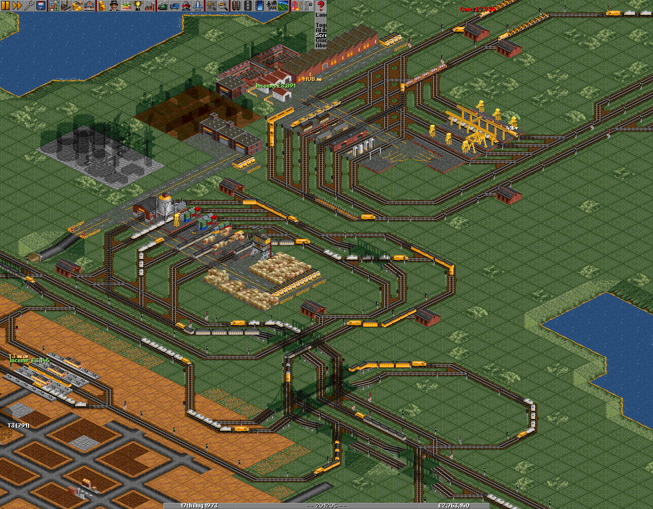 OpenTTD saved games: 201205